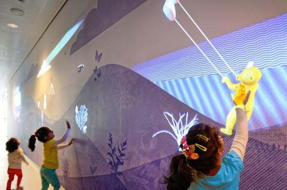 Tinker imagineers, Juliana Children's Hospital. Photo credit: Wim Verbeek