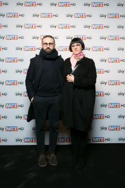 Vincenzo De Bellis e Bruna Roccasalva ®Antinori