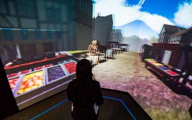 globe-theatre-shakespeare-ricostruzione-3d-realtà-virtuale-augmented-reality