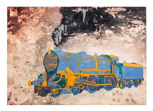 Luca Pignatelli, Treno 6638