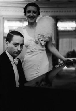 Ballo ungherese, Grand Hotel Dolder a Zurigo, 1935 © Jakob Tuggener Foundation, Uster