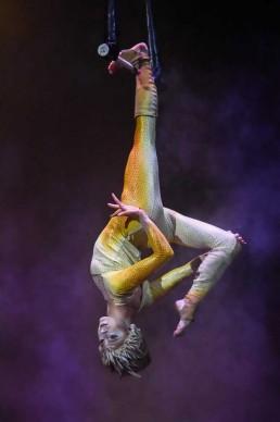Cirque du Soleil, Varekai. Photo by Perla Global Media – Costumes by Eiko Ishioka © Cirque du Soleil 2015