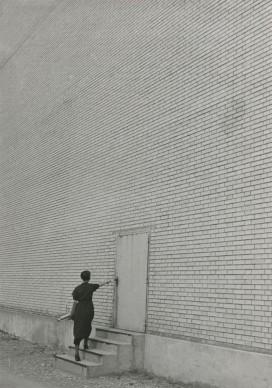 Facciata, fabbrica di costruzioni meccaniche Oerlikon, 1936 © Jakob Tuggener Foundation, Uster