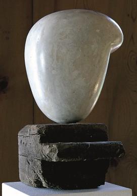 Constantin Brancusi, Eileen Lane, 1922