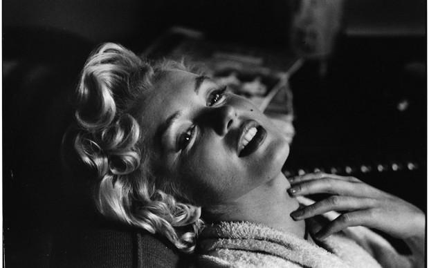 Elliott Erwitt, Marilyn Monroe, New York, United States - 1956 © Elliott Erwitt