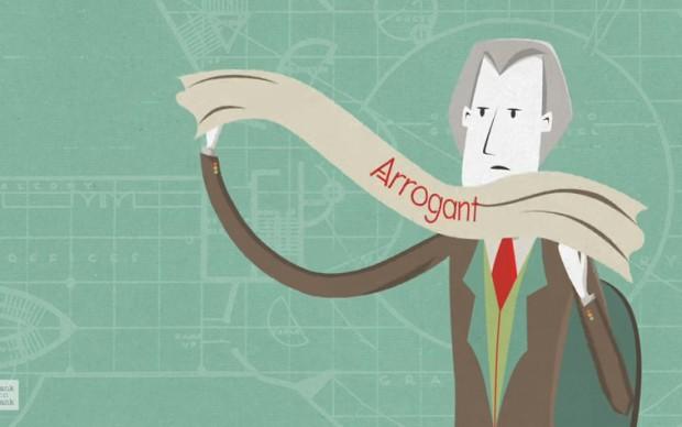 Frank Lloyd Wright intervista video animazione