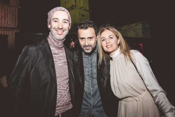 Paolo Kessissoglu, Fabio Novembre Sabrina Donadel ® MESCHINA-