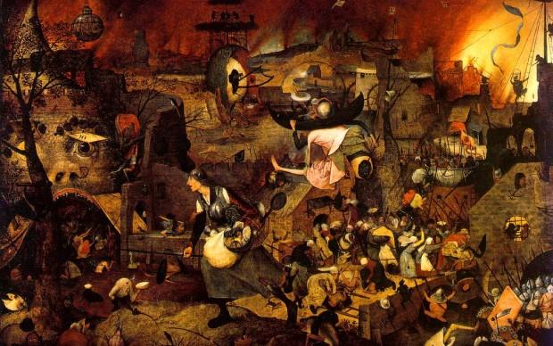 Pieter Bruegel Margherita la Pazza 1561