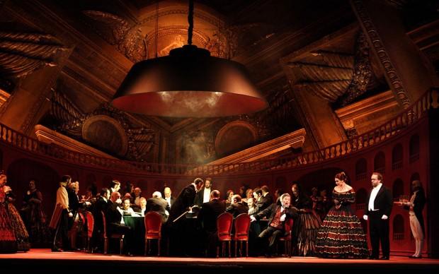 Roayl Opera House La traviata Giuseppe Verdi Settembrer 2011