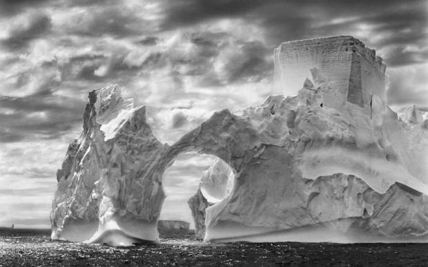 Sebastião Salgado, Penisola Antartica, 2005 - © Sebastião Salgado/Amazonas Images
