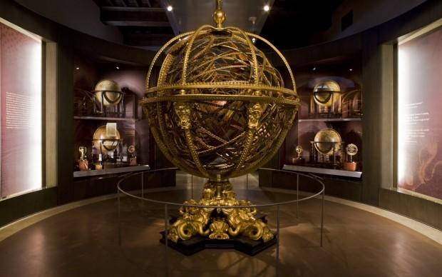 Museo Galileo Firenze Sfera armillare