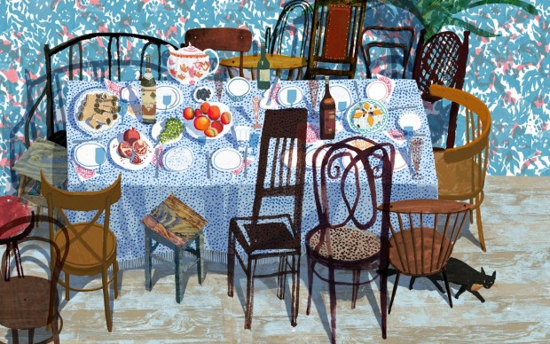 Victoria Antolini illustrazione Tavola