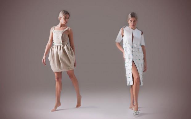 francesca fossati collezione reinvenzione abiti da lavoro femminili