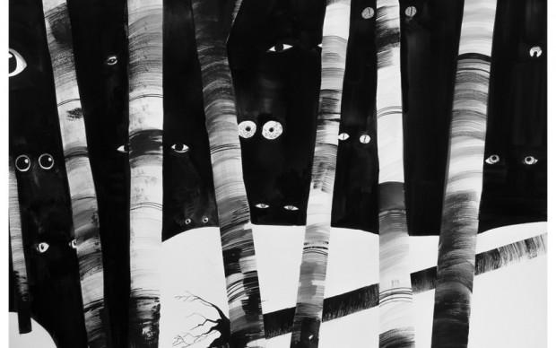 nell'oscurità-in the darkness_chiara dattola_dentro la foresta