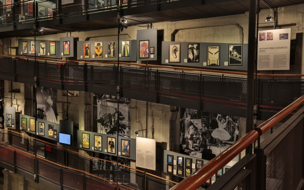 Hecho en Cuba - il cinema nella grafica cubana - mostra a Torino -ph. Sabrina Gazzola