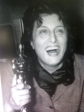 Anna Magnani e l'Oscar vinto nel 1956