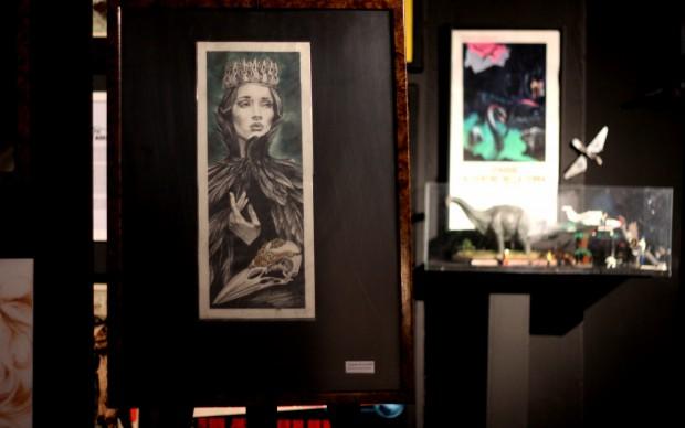 tattoocineart fermo immagine - museo del manifesto cinematografico a milano