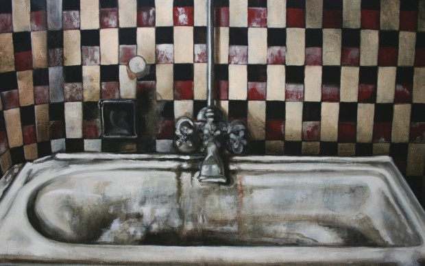 Guido Buganza vasca-Diurno-Venezia mostra Milano