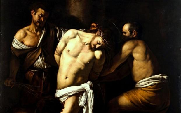 Caravaggio-La_Flagellazione_di_Cristo
