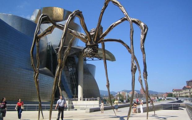 Louise-Bourgeois-Maman-Guggenheim-Bilbao