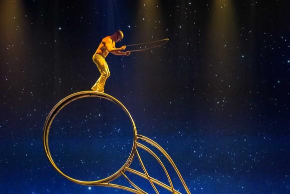 'One Night for ONE DROP': serata benefica del Cirque du Soleil allo Smith Center, 18 marzo 2016. Photo by Erik Kabik