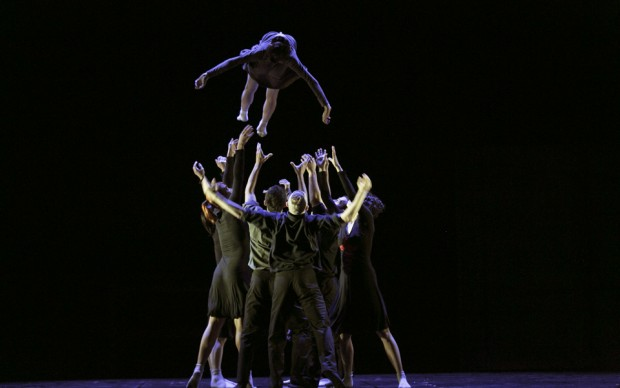 Danza Carmina Burana Photos by Raphael Salazar