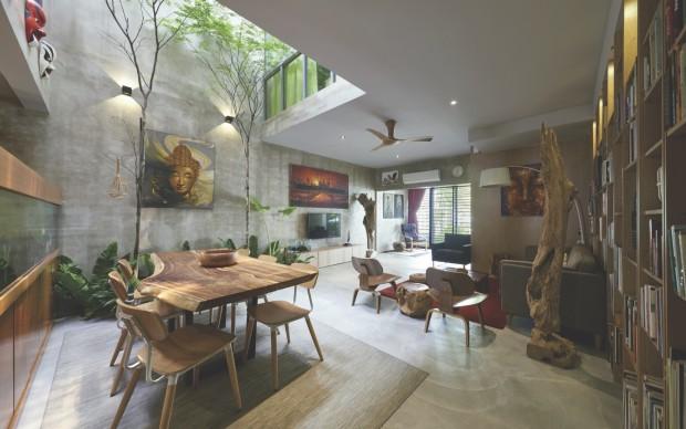 Terrace House 02 Design Atelier photo by ian wong