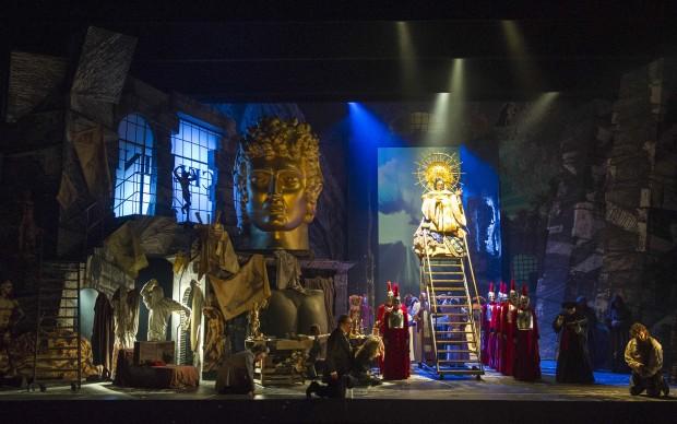 benvenuto-cellini opera lirica berlioz regia terry gilliam