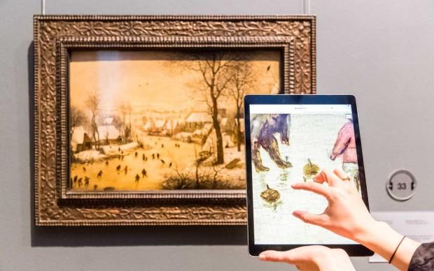 bruegel undeen masterpieces google cultural institute