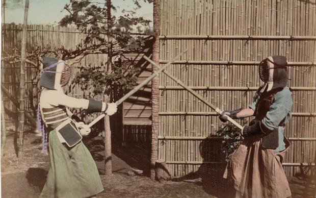 giappone segreto mostra parma fotografia incontro di kendo