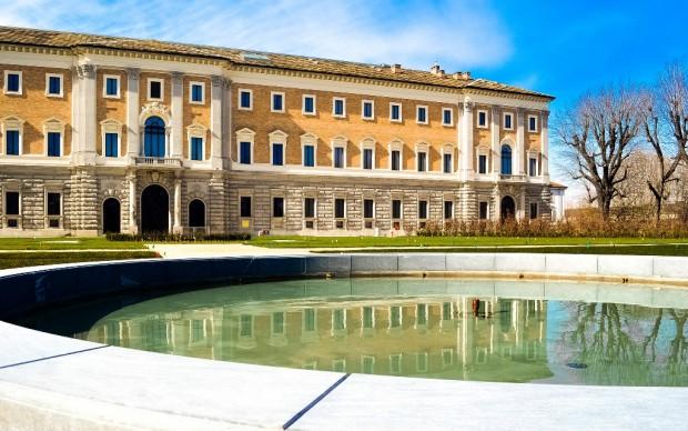 giardini reali torino Fontana-Giardino-Ducale