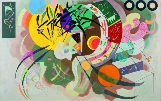 Vasily Kandinsky mostra guggenheim palazzo strozzi firenze