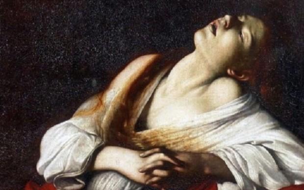 maria-maddalena-in estasi dipinto ritrovato caravaggio