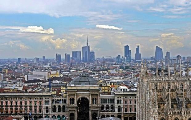 skyline milano fonte wikipedia