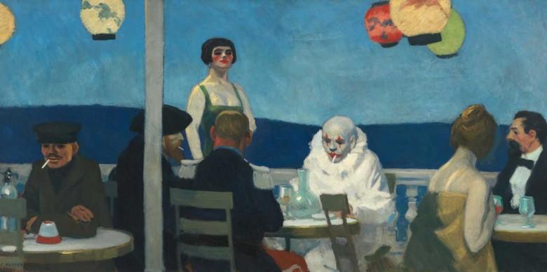 Edward Hopper (1882-1967), Soir Bleu, 1914, Whitney Museum of American Art, New York; Josephine N. Hopper Bequest © Heirs of Josephine N. Hopper, Licensed by Whitney Museum of American Art