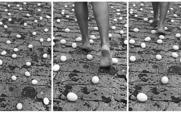 Anna Maria Maiolino, Entrevidas (Between Lives) dalla serie Photopoemaction