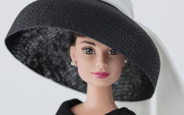 Barbie da collezione Audrey Hepburn