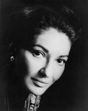 Maria Callas negli anni Settanta (Photo by Michael Ochs Archives/Getty Images)