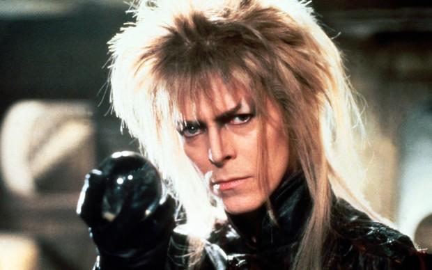 David Bowie in Labyrinth (1986) regia di Jim Henson