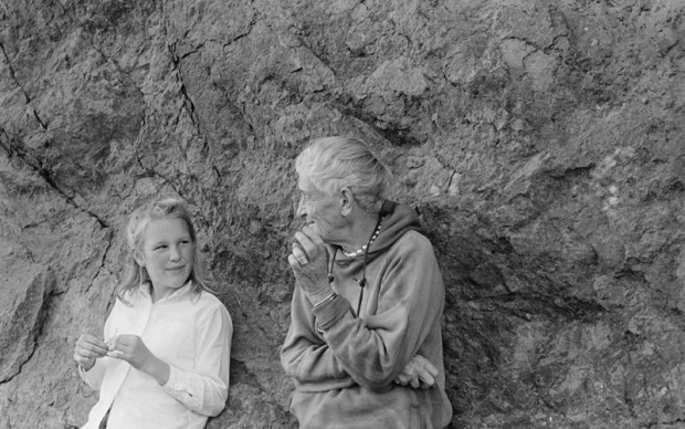 Dyanna e Dorothea Lange