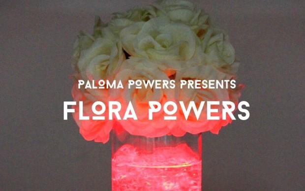 Flora+Powers bouquet d'artista biennale di berlino