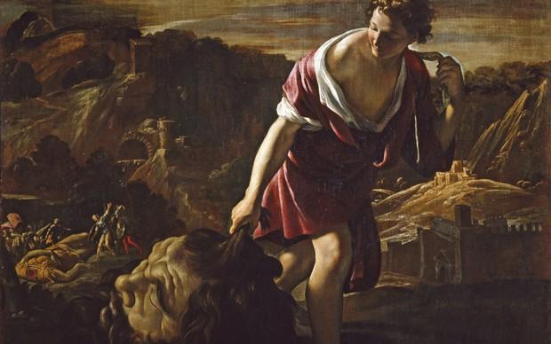 Giovanni-Lanfranco,-Davide-con-la-testa-di-Golia,-1617-circa-fondazione-roberto-longhi