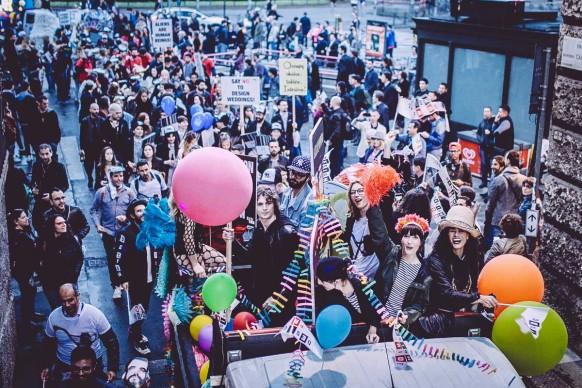 Victoria Cabello al Design Pride, Milano - 13 aprile 2016. Ph Luca Rossetti