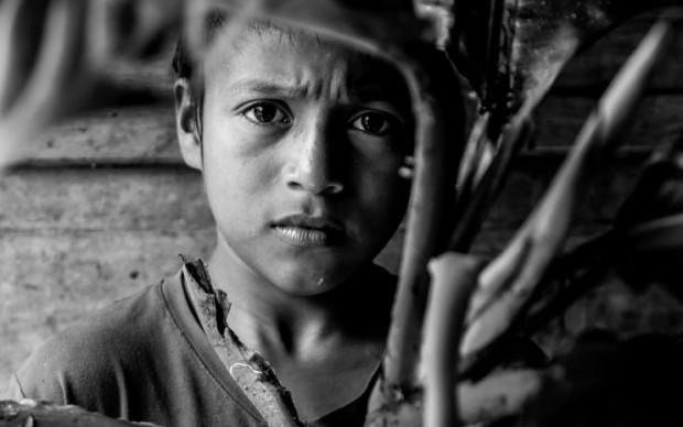 fotografia mostra pisa amazzonia shuar