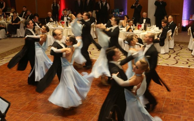 Viennese Ball in Budapest