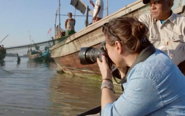 courtesy Tiger Nest Films (PRNewsFoto/The Annenberg Foundation)