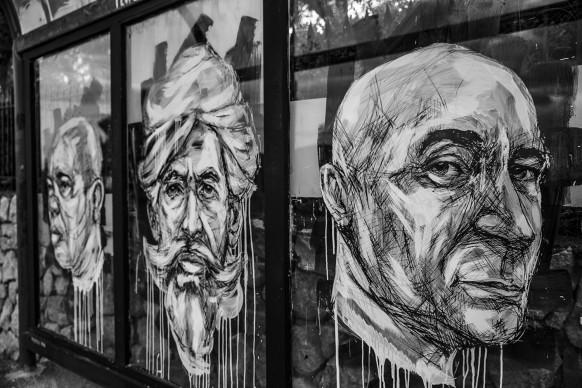 Frederico Draw, Gaeta, Memorie Urbane 2016 ©Arianna Barone