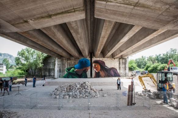 Lonac, Cassino, Memorie Urbane 2016 © Flavia Fiengo