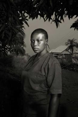 Ebola Survivors © Marcello Bonfanti, Italy, Winner, Professional, Portraiture, 2016 Sony World Photography Awards