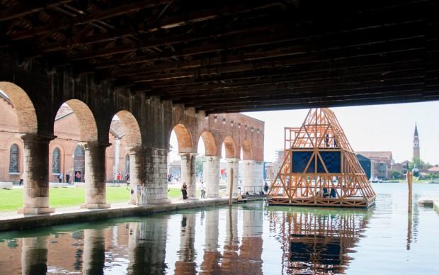 15. Mostra Internazionale di Architettura Venezia 2016 - Esterni Arsenale - Photocredit Irene Fanizza